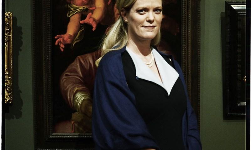 Julia Marciari-Alexander