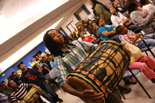 THE GRIOT'S EYE YOUTH FILM AND CULTURE FESTIVAL
