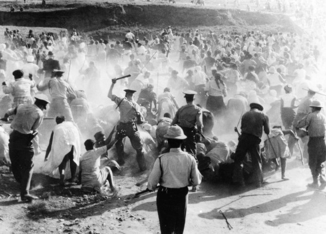 Sharpeville Massacre