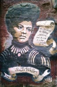 Ida B Wells Mural