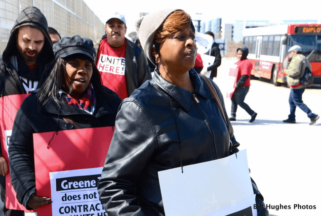 Unite Here BWI Airport Workers