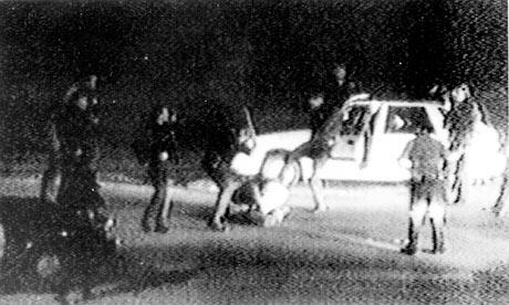 Rodney King assault