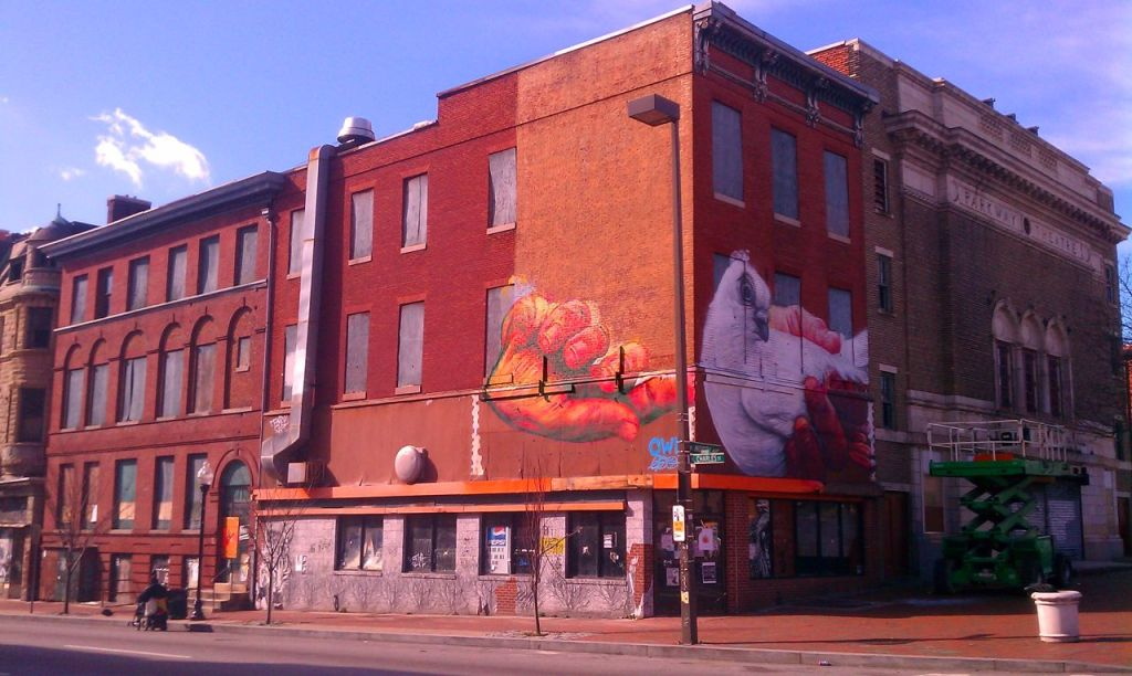 Baltimore Station North