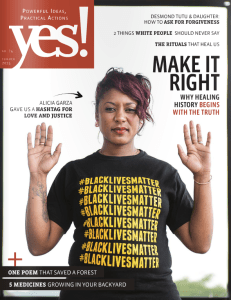 YES! Magazine - Make It Right