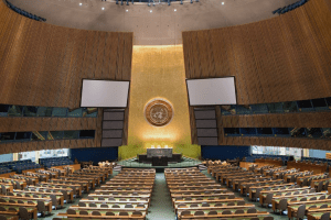 United Nations (Credit: Flickr User Luke Redmond)