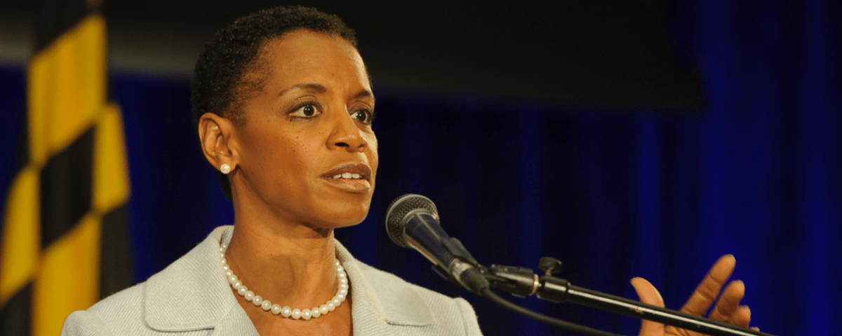 Donna Edwards (Credit: Flickr- NASA HQ Photo)