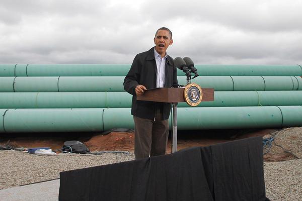 Keystone Pipeline (Credit: AIM Newswire)