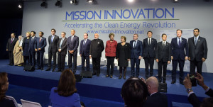 French Climate Change Summit (Credit: Flickr - Presidencia de la República Mexicana)