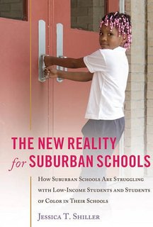 new reality for suburban schools