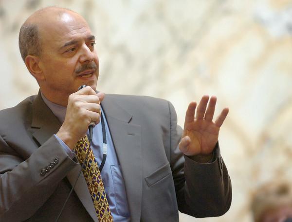 Delegate Dan Morheim (Credit: Baltimore Sun)