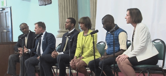 Baltimore Mayoral Ex Offenders Forum