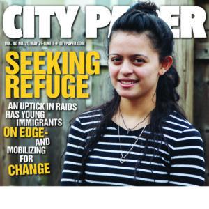 City Paper This Week Refuge (Credit: City Paper)