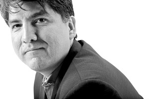Sherman Alexie (Credit: NPR)