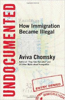 Undocumented Aviva Chomsky (Credit: Amazon Books)