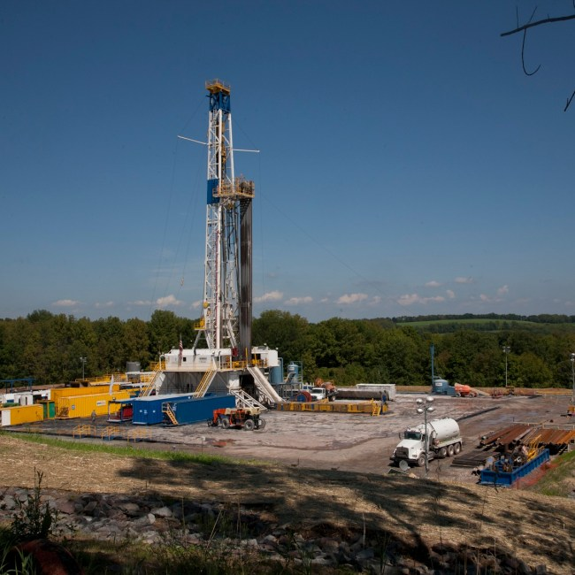 Fracking Well (Credit: Colorado River Connected)