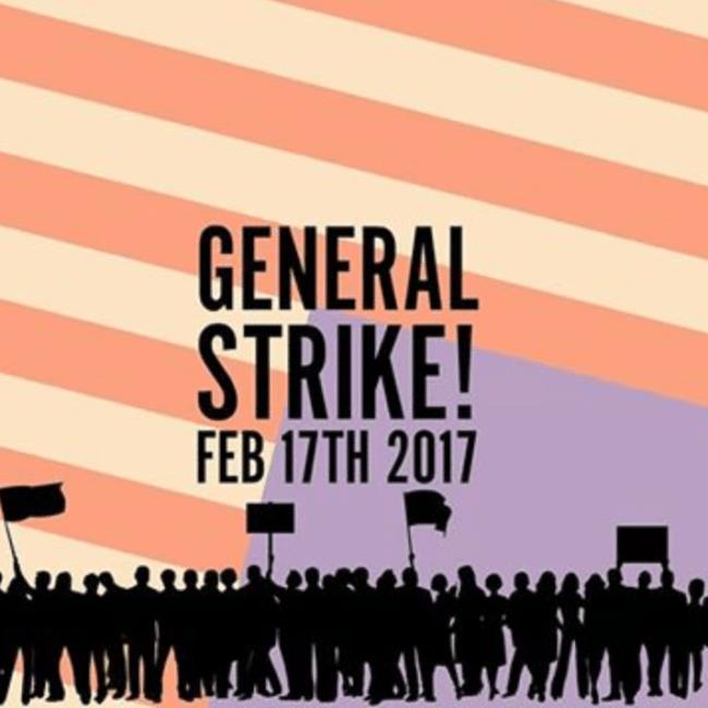 General Strike (Credit: New York)