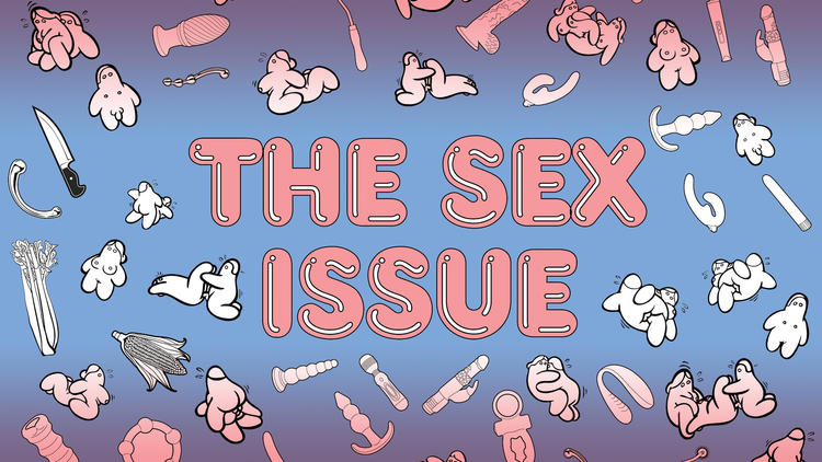 The City Paper: Sex Issue (Credit: City Paper)