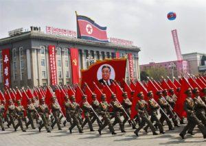 North Korea (Credit: NBC News)