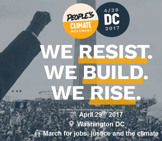 Climate March (Credit: 350 Brooklyn)