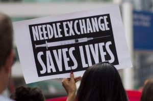 Needle Exchange (credit: ETV News)