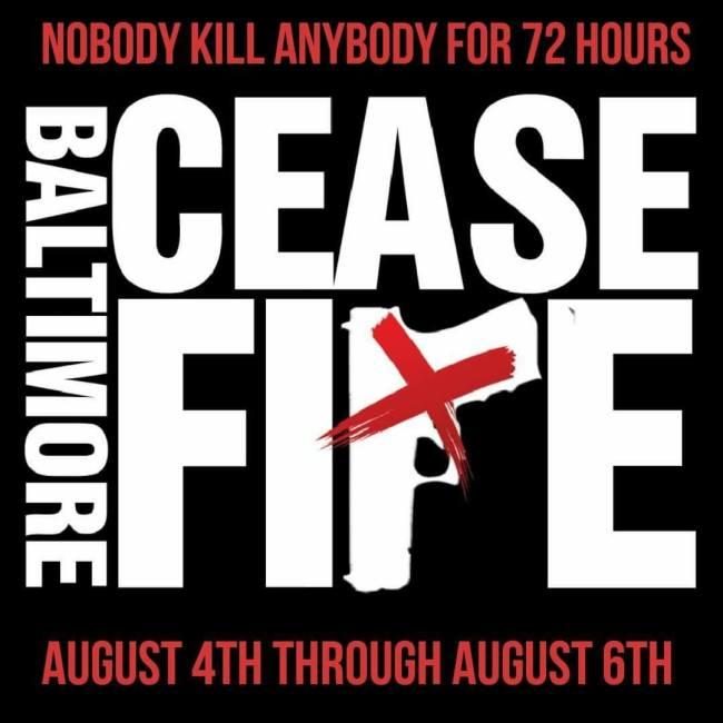 Baltimore CeaseFire (Credit: Facebook Page)