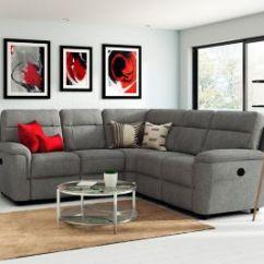 Leather Corner Sofas On Finance Sofa Beds Brisbane - Buy & Fabric   Harveys Furniture