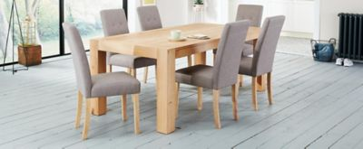 table and 6 chairs repair outside dining room furniture up to half price sale harveys lindos lucy