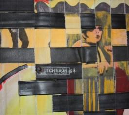 """Tradition bis Moderne IX: Detail der Ausstellung """"Tradition und Moderne IX"""""""