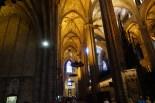 Inside Catedral de Barcelona