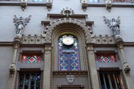 Architecture in La Rambla