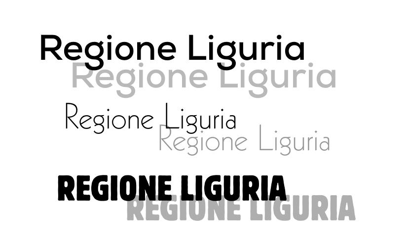 Tipografia elettorale: le elezioni regionali in Liguria