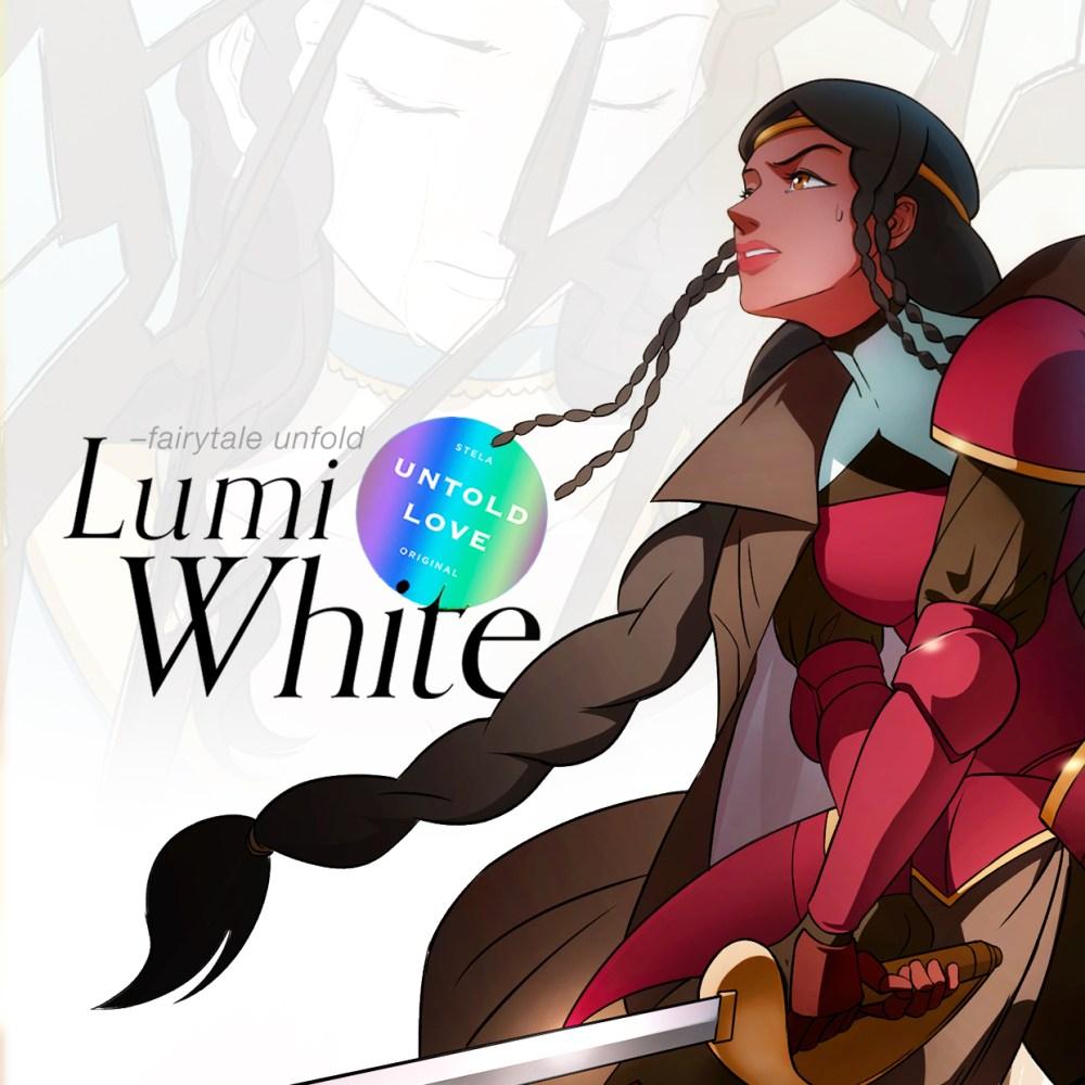 Princess Francis, Lumi's love in Lumi White - Untold Love