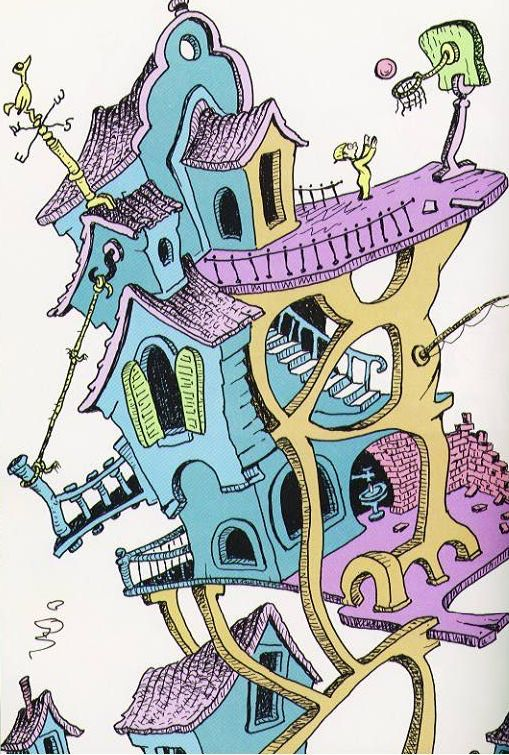 Dr Seuss House