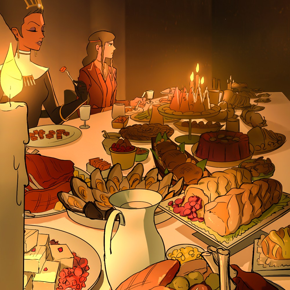 Hart Family Dinner