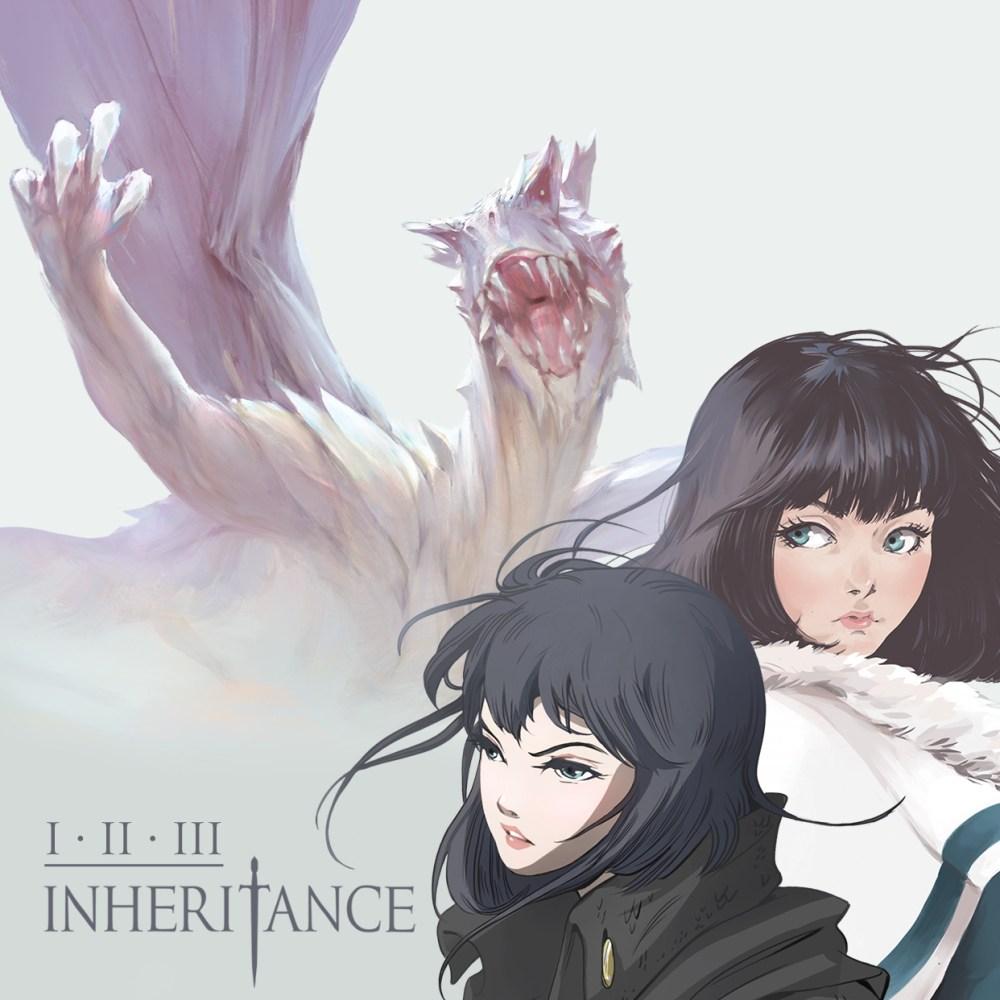Inheritance the fantasy graphic novel