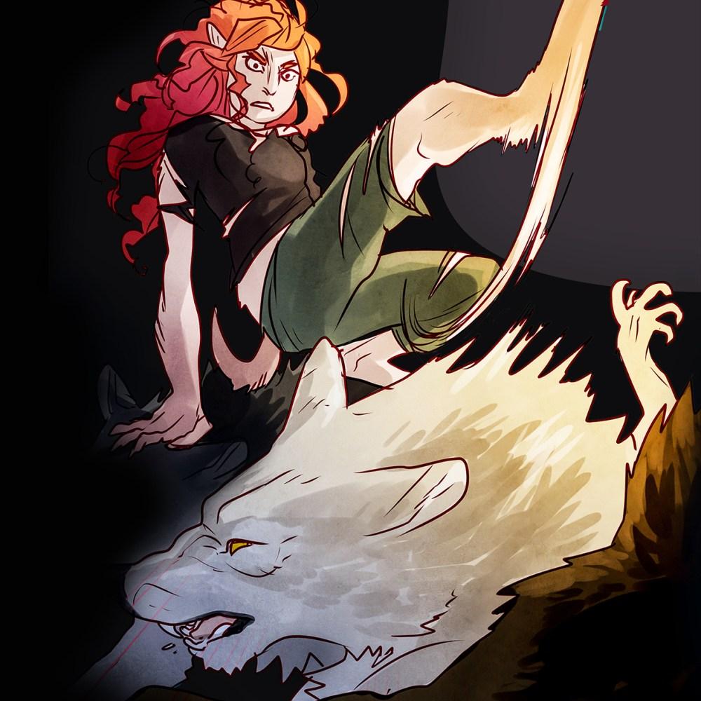 Breaker Werewolf