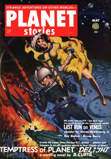 Planet Stories-May 1953
