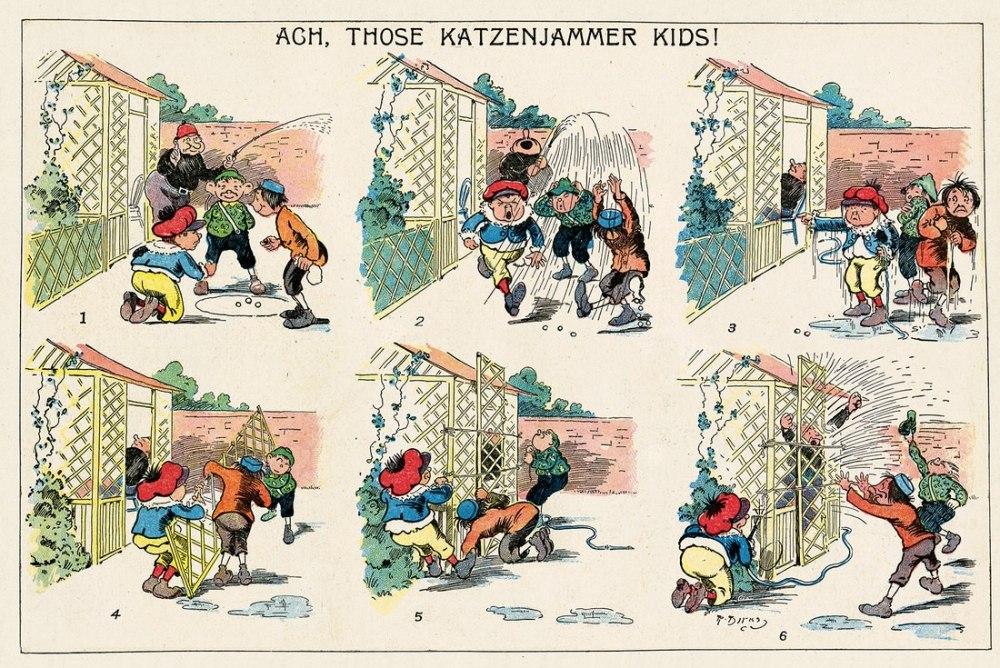 Katzenjammer Kids