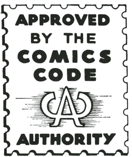 Comics Code Authority
