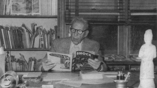 Dr. Frederic Wertham