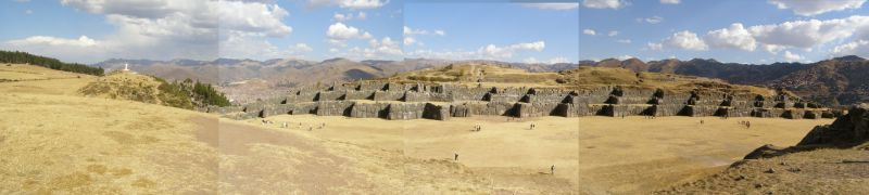 ruinele magice ale zeilor din Peru construite din pietre gigante care se potrivesc perfect fгrг ciment la Saqsaywaman, Peru, 3567 metri altitudine