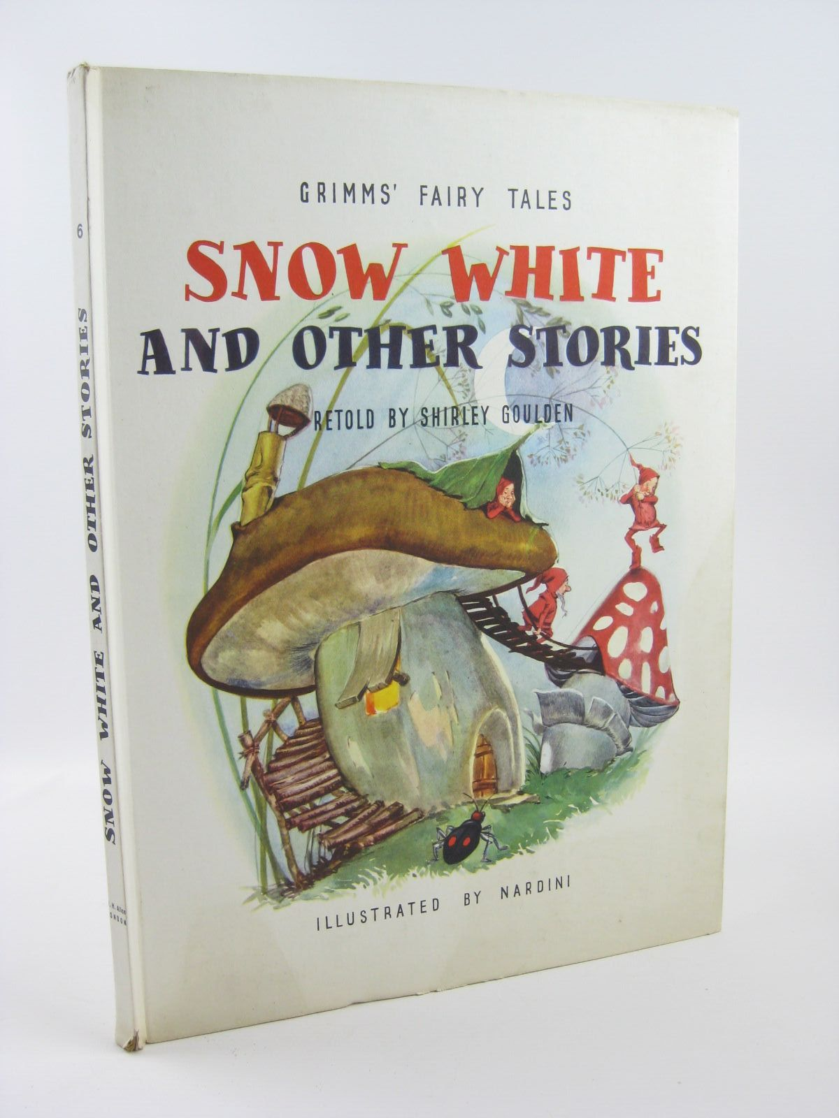 Stella Amp Rose S Books Snow White And Other Stories