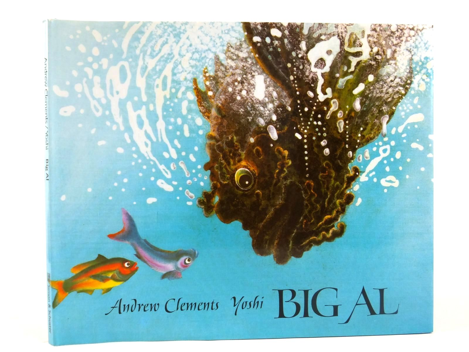 Big Al Written By Clements Andrew Stock Code