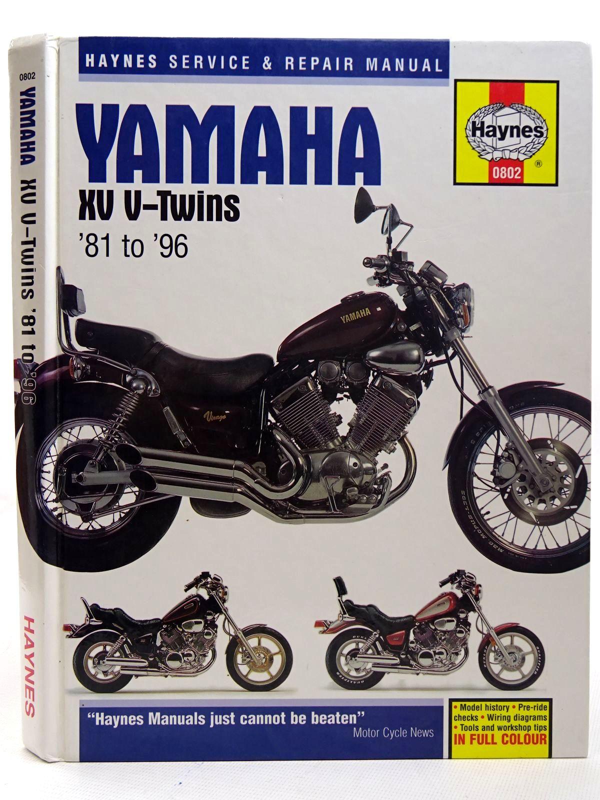 hight resolution of 12 00 photo of yamaha xv v twins service and repair manual