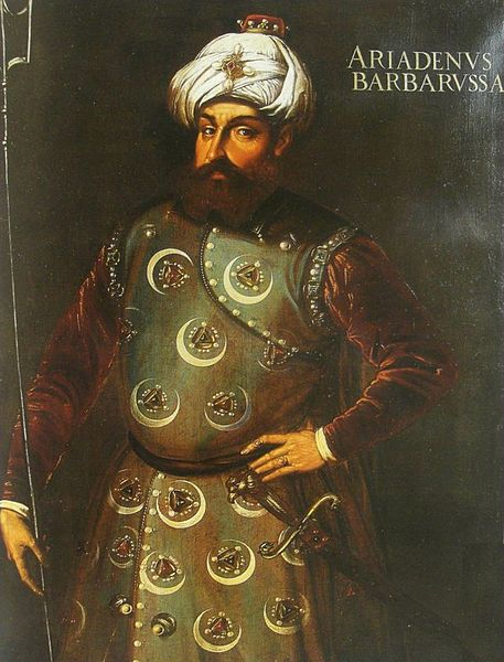 Barbarossa, (Khair ad-Din)