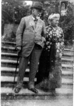 George and Harriet Emma Prime Green after 1919