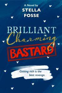 Book cover Brilliant Charming Bastard