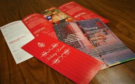 RCYC Christmas Events Brochure