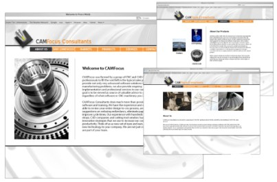 Website Design - CAMFOCUS