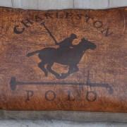 Charleston Polo Cushion